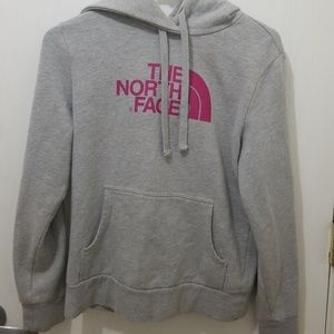 The north face pullover sweater sz s